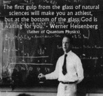 The First Gulp From The Glass Of Natural Sciences