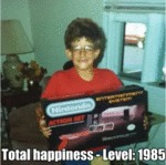 Total Happiness - Level 1985