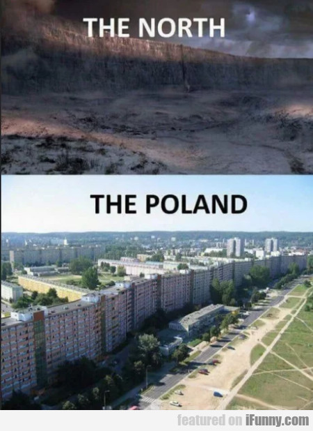 The North - The Poland