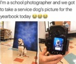 I'm A School Photographer And We Got To Take...