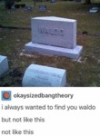 I Always Wanted To Find You Waldo - But Not Like..