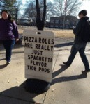 Pizza Rolls Are Really Just Spaghetti Flavor