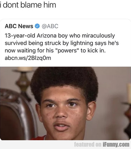 13-year-old Arizona Boy Who Miraculously...