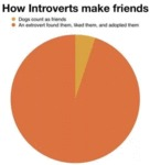 How Introverts Make Friends - Dogs Count As...