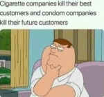 Cigarette Companies Kill Their Best Customers...