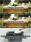 Rich People - Poor People - People Who Think...
