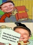 Elon Musk Is Probably Posting Elon Musk Memes...