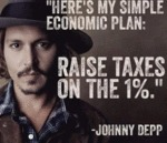 Here's My Simple Economic Plan - Raise Taxes On...