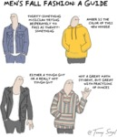 Men's Fall Fashion - A Guide