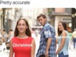 Pretty Accurate - Christmas - Me - November
