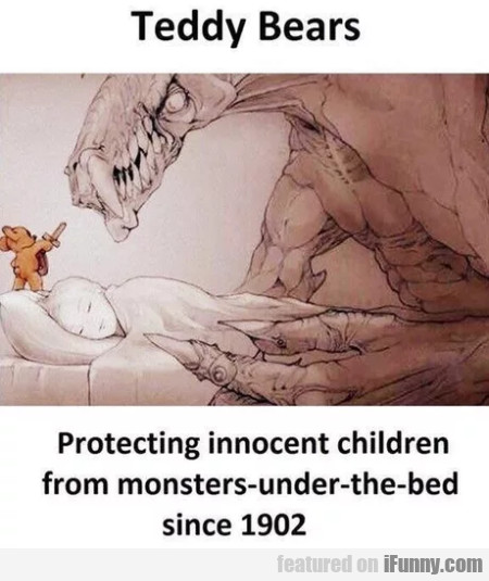 Teddy Bears - Protecting Innocent Children From...