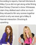 According To Reports, Hannah Montana & Miley...