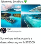 Take Me To Bora Bora - Somewhere In That...