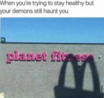 When You're Trying To Stay Healthy But Your...
