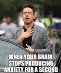 When Your Brain Stops Producing Anxiety For...