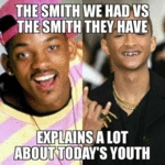 The Smith We Had Vs The Smith They Have