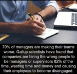 70% Of Managers Are Making Their Teams...