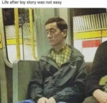 Life After Toy Story Was Not Easy