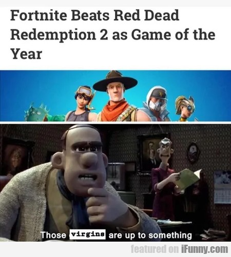 Fortnite Beats Red Dead Redemption 2 As...