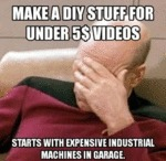 Make A Diy Stuff For Under 5$ Videos...