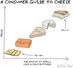 A Consumer Guide To Cheese
