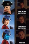 I Want The Real Mary Poppins...