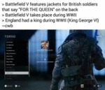 Battlefield V Features Jackets For British...