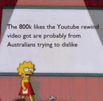 The 800k Likes The Youtube Rewind Video Got...