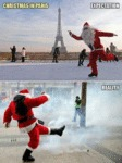 Christmas In Paris - Expectations - Reality...