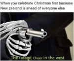 When You Celebrate Christmas First Because New...