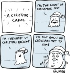 A Christmas Carol. I'm The Ghost Of Christmas Past
