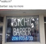 Walks In - Barber - Say No More