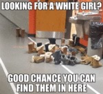 Looking For A White Girl - Good Chance For You..