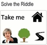 Solve The Riddle - Take Me...