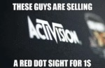 These Guys Are Selling A Red Dot Sight For...