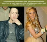 Eminem Watched His Daughter, Hailie, Get Crowned..