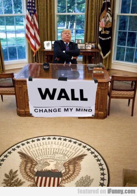 Wall - Change My Mind