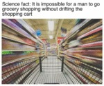 Science Fact - It Is Impossible For A Man To Go...