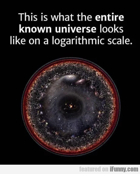 This Is What The Entire Known Universe Looks...