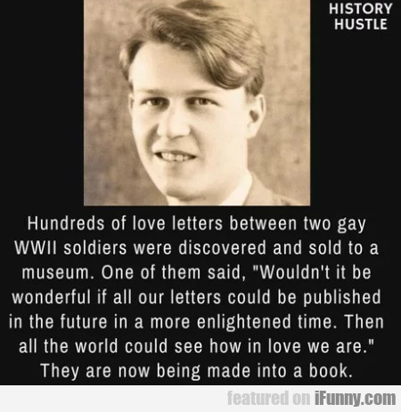 Hundreds Of Love Letters Between Two...