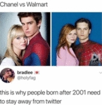 Chanel Vs Walmart - This Is Why People Born...