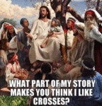 What Part Of My Story Makes You Think I Like...