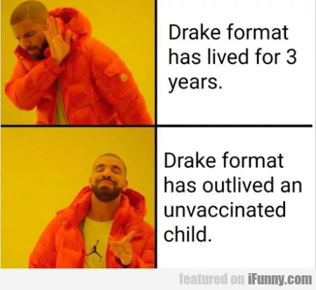 Drake Format Has Lived For 3 Years...