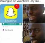 Waking Up On Valentine's Day Like...