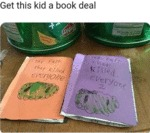 Get This Kid A Book Deal