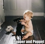 Pupper And Poppet