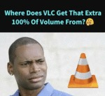Where Does Vlc Get That Extra 100%...