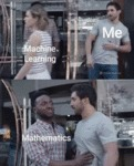 Machine Learning - Me - Mathematics