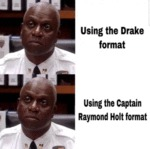 Using The Drake Format - Using The Captain...