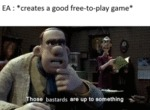 Ea - Creates A Good Free-to-play Game